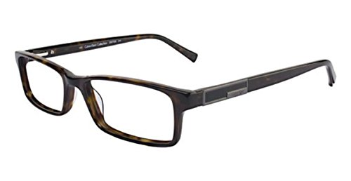 Calvin Klein Collection Eyeglasses CK7723 214 Havana Demo 51 16 140