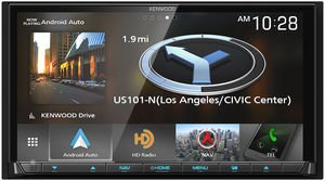 Kenwood DNX875S AV Navigation System with Bluetooth Review