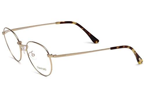 65736acb67f Tom Ford FT5328 C51 028 (shiny rose gold   ) Frames  Amazon.co.uk  Clothing