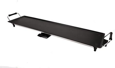 PEM PG-090 plancha 90cm XXL - 1800W - 90X23cm,noir