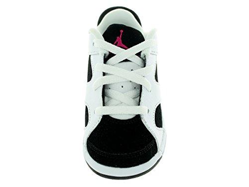 Nike Jordan Kleinkinder Jordan 6 Retro Low Gt Basketball Schuh White/Sport Fuchsia/Black