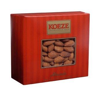 UPC 071157211168, California Almonds - 16 oz. Red Gift Box