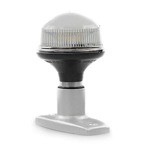 Five Oceans Marine Boat All Round Anchor 360 Degree LED Navigation Light, White 4