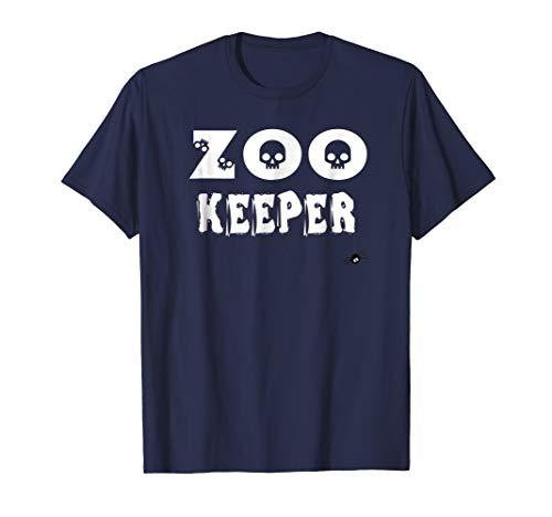Zoo Keeper Last Minute Halloween Costume -