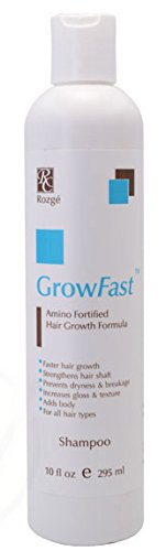 Rozge Cosmeceutical Hair Growth Shampoo with Biotin for Hair Growth, Anti Hair Loss Treatment,Thickening Shampoo, vitalize Hair System for Men and Women