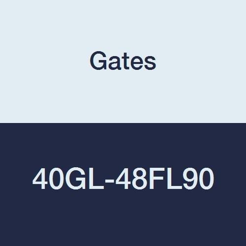2 1//2 ID Code 61 O-Ring Flange Gates 40GL-48FL90 GL Couplings 90 Bent Tube