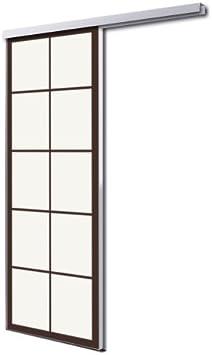 tixelia – corredera Dividir japonesa 1 vantail diseño Tokyo: Amazon.es: Bricolaje y herramientas