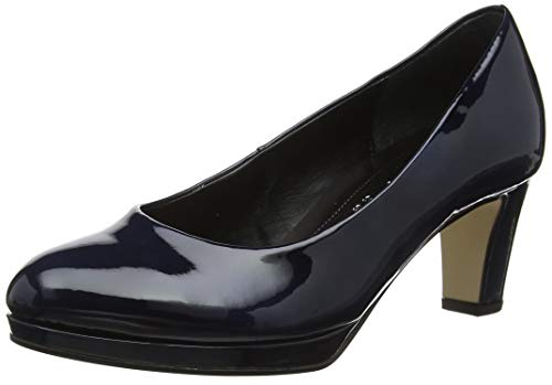 Fashion Scarpe Con marine Donna Gabor 76 Tacco Blu vRPAqwB