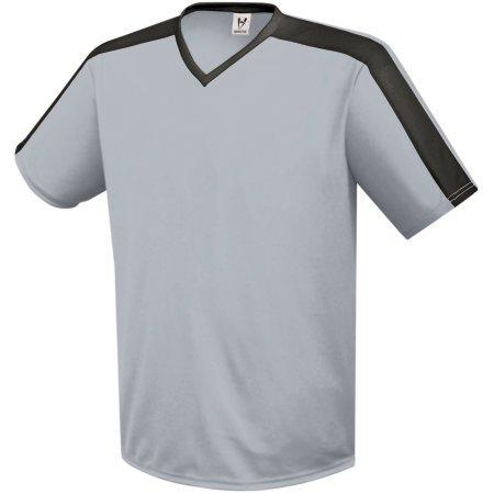 High Five Sportswear SHIRT メンズ B00HRGVN3S XL|シルバーグレー/ブラック シルバーグレー/ブラック XL