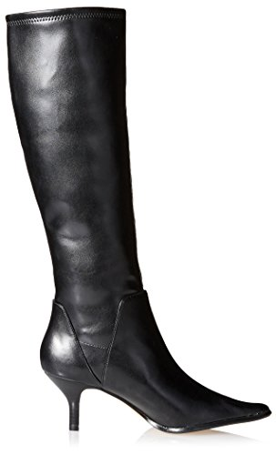 Donald Black Tall Women's Toe Lena Boot Stretch Pointed J Pliner q6zqZwr