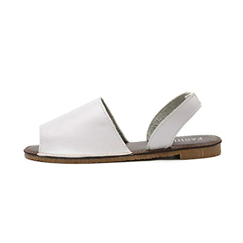 Platform Sandals for Women,Women's Meditation-Studio Kicks White
