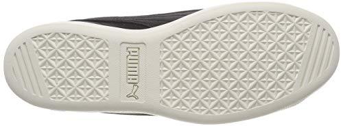 puma Puma Noir Sneakers Black White Femme whisper Black Lx Basses Vikky 02 puma rRxYZaXqrn