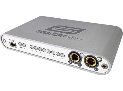 ESI Gigaport HD+ 24 Bit 8 Output Audio Interface