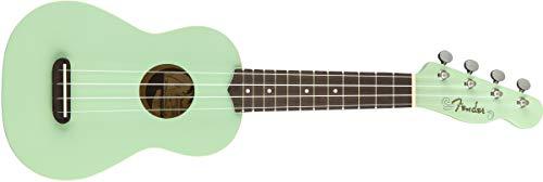 Fender Venice Soprano Uke, Surf Green