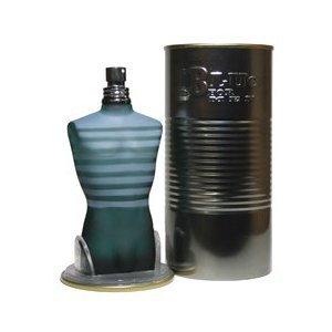 Jean Paul Gaultier Fragrance (Blue for Men 4.2 Oz Eau Di Toilette Mens Perfume Impression of Le Male Jean Paul Gaultier)