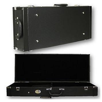 Kala HC-SB4 Rectangular Hard Case in Black for 4 String Solid Body U-Bass