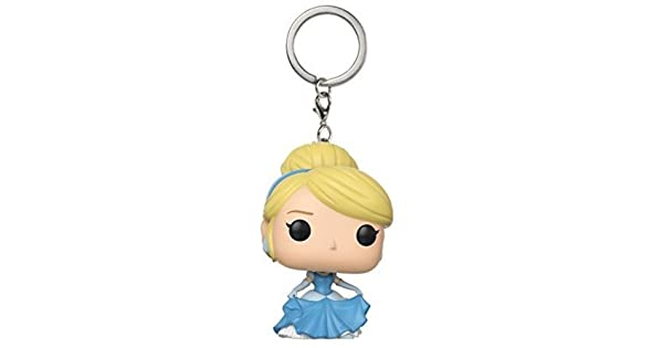 Amazon.com: Funko POP Llavero coleccionable de Cenicienta ...