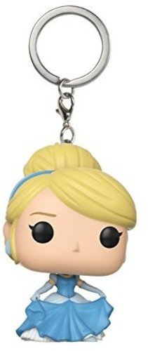 Funko Pop Keychain: Cinderella - Cinderella (Heart Strong/Dancing) Collectible Keychain
