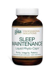 Gaia Herbs - Sleep Maintenance 60 lvcaps