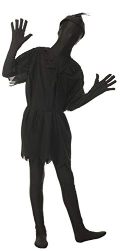 Charades Shadow Children's Costume, -