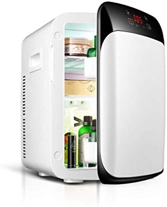 ZWH-ZWH デジタルサーモスタットで冷却ミニ冷蔵庫電気暖房ラジエーター/ 15Lポータブル二つカー冷蔵庫 車載用冷蔵庫