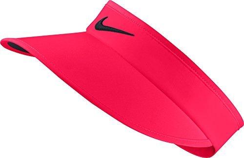 Nike Womens Big Bill 3.0 Golf Visor(Siren Red/White, OneSize)