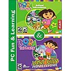 Dora the Explorer LOST CITY&ANIMAL ADVENTURES PC 2 Game