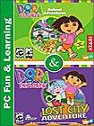 Dora the Explorer LOST CITY&ANIMAL ADVENTURES PC 2 ()
