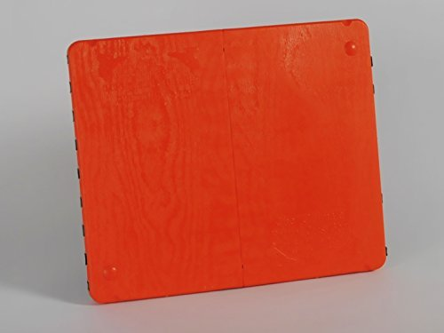 Orange Padded Rebreakable Ultimate Martial Arts Board by UMAB