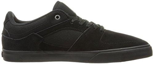 Zapatos Emerica The Hsu Low Vulc Negro-negro negro / negro