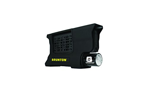 Brunton F-REACTOR-BK Hydrogen Reactor Portable Power Fuel Cell, Black by Brunton