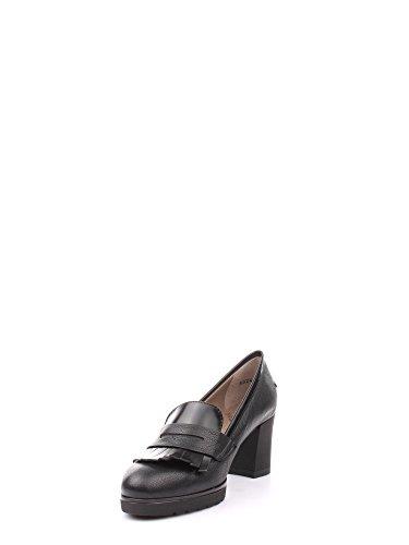 MELLUSO , Damen Pumps, schwarz - schwarz - Größe: 36 EU