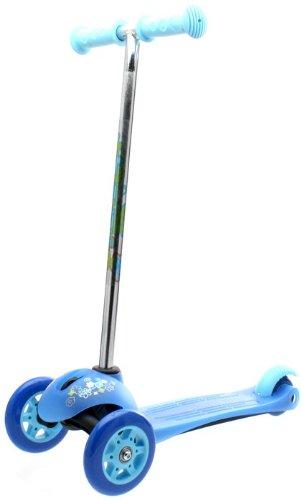 Trail Twister avanzada Niños triciclo Push Scooter - azul ...