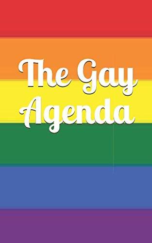The Gay Agenda: Wonderful LGBT Gag Gift - Glossy Finish ...