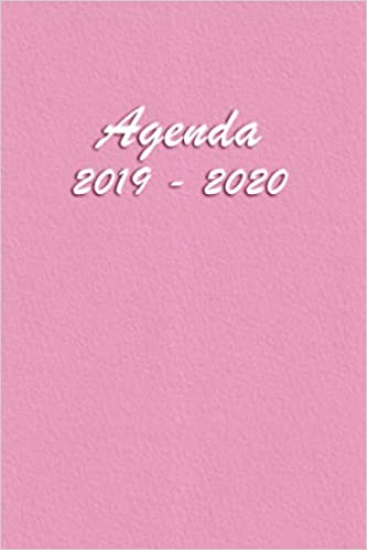 Agenda Scuola 2019 - 2020: Mensile - Settimanale ...