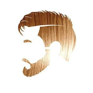 Manly Guy STRAWBERRY BLONDE Hair, Beard & Mustache Color: 100% Natural & Chemical Free MGBlonde