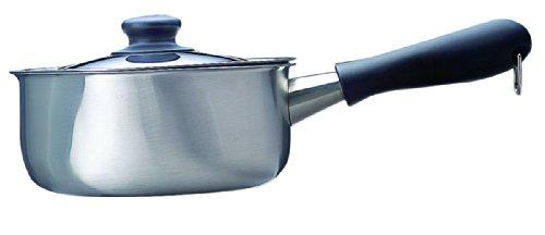 Miller 311 140 18cm Stainless Steel Saucepan Sori Yanagi by Sori Yanagi (Image #4)