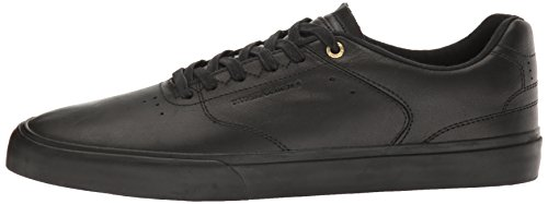 Emerica Rlv Reserve, Color: Black/Black, Size: 38 Eu / 6 Us / 5 Uk
