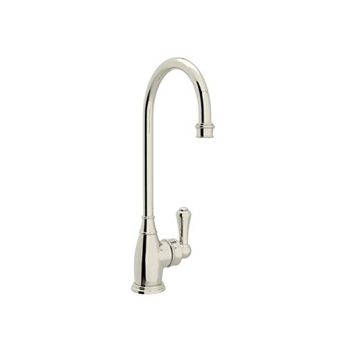 ROHL U.4700PN-2 BAR/FOOD PREP FAUCETS, 3.50 x 23.50 x 14.50 inches, Polished Nickel