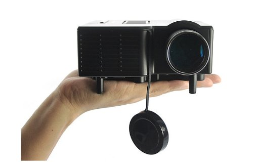 Exp Computer Multimedia Mini LED Projector | Portable Dig...