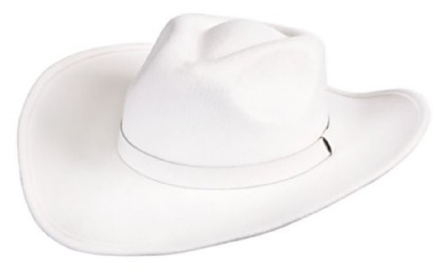 Disney Exclusive The Lone Ranger Deluxe White Cowboy Hat, Baby & Kids Zone
