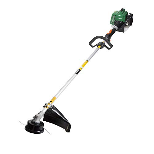 Hitachi CG23ECPSL 22.5cc 2-Cycle Gas Powered Solid Steel Drive Shaft String Trimmer ()