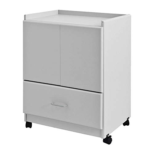 - Vertiflex FC830GY 23 by 19 by 30-3/4-Inch Mobile Deluxe Coffee Bar, Gray