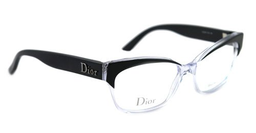 829912237de Christian Dior 3197 Eyeglasses 0K4X BLACK CRYSTAL BLACK  Amazon.ca  Sports    Outdoors