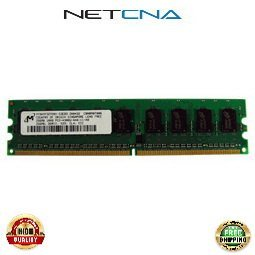 PY575AA 256MB HP-Compaq PC2-4200 DDR2-533 240-pin ECC SDRAM DIMM 100% Compatible memory by NETCNA USA (Hp Compaq 4200)