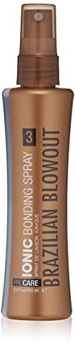 Smoothing System 1 Shampoo - BRAZILIAN BLOWOUT Ionic Bonding Spray, 3.4 Fl Oz