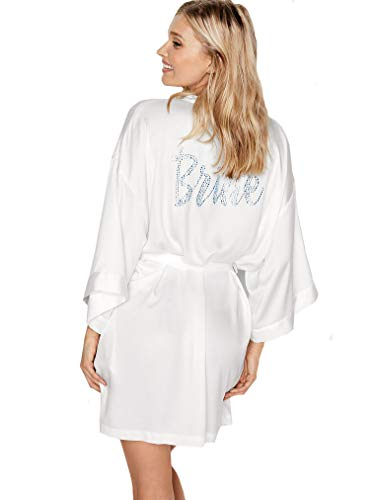Victoria's Secret Dream Angels Bridal Robe One Size (Bride Imported)
