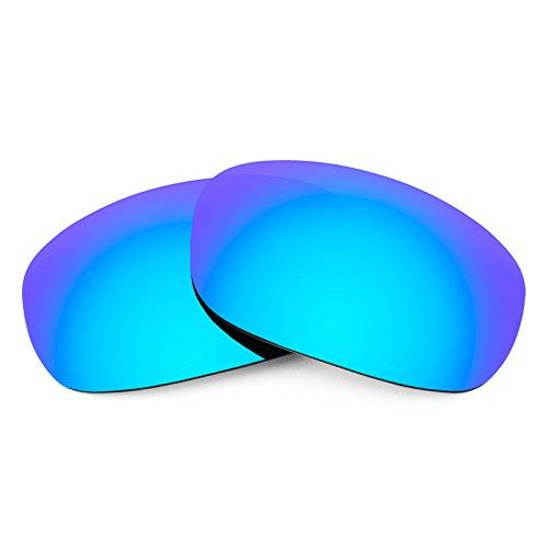 de Hielo Opciones para — Elite Azul MJ103 múltiples Polarizados Maui Stingray Jim Lentes repuesto Mirrorshield HwRWqadFF