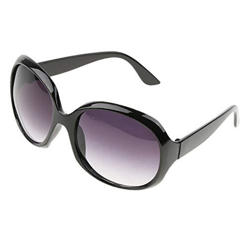 Mode Pour Noires La Beach À F Surdimensionnées De Soleil Uv400 Femmes Fityle Eyewear Lunettes wPYYq80I