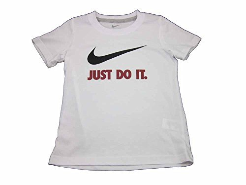 Nike Boys Toddler T-Shirt (2T, White (769461))